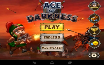 Age of Darkness: The Panic - средневековая стратегия для Samsung Galaxy