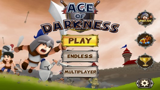 Age of Darkness – хранитель поселка для Android