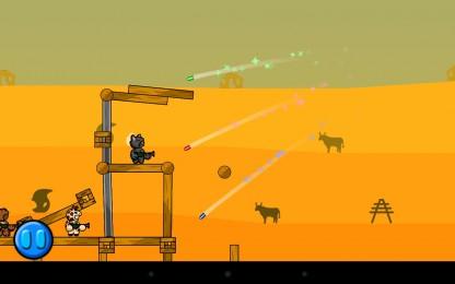BOOMBA! - сражаемся с инопланетянами