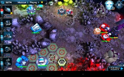 Cosmo Battles - пошаговая космическая стратегия