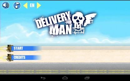 Delivery Man – постапокалипсические перестрелки для Samsung Galaxy