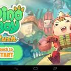 DinoBoy Rush — мальчик в костюме динозавра