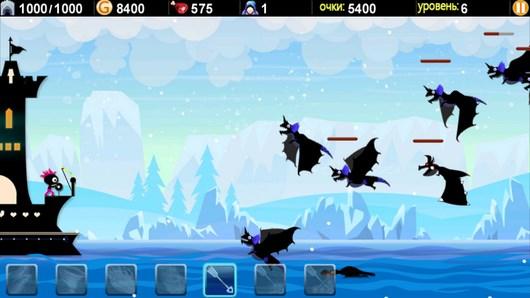 Dragon Hunter – защита от драконов для Android