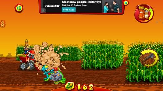 Farm Invasion USA – инопланетяне на ферме! для Android
