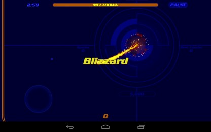 Fireball SE - безумный огненный шар. Аркада для Galaxy Samsung