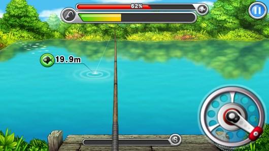 Fishing Superstars – рыболов-профессионал  для Android