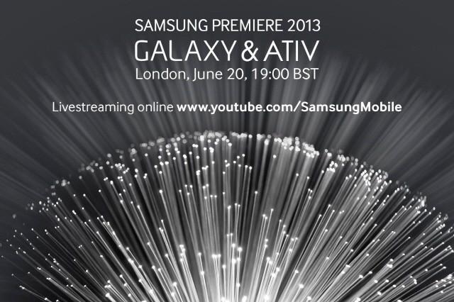 Офицальный тизер для мероприятия Samsung 20 июня
