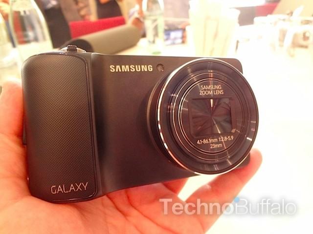 Galaxy Camera 2 будет представлена 20 июня в Лондоне