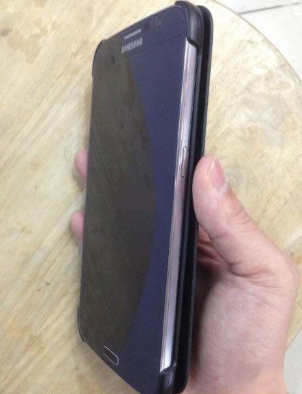Новые слухи о Galaxy Note III