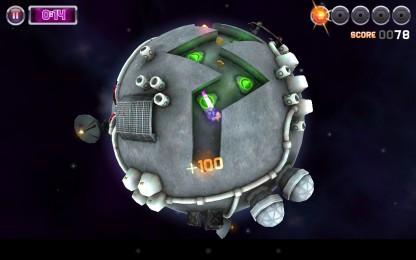 Gopher Launch - заброшенная планета