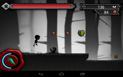 Haunted Night - ранер в стиле Limbo для вашего Samsung Galaxy