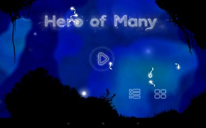 Hero of Many - загадочный мир ждет вас! Инди-аркада для Samsung Galaxy