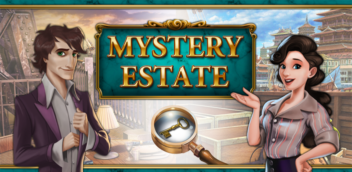 Hidden Object Mystery Estate на Samsung Galaxy
