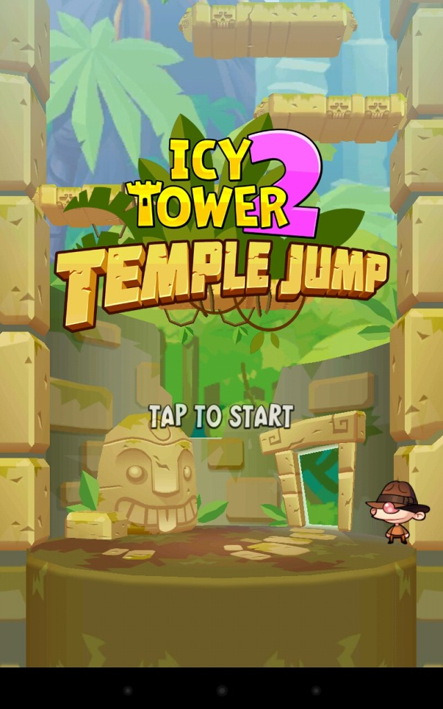 Icy Tower 2 Temple Jump - Эх, попрыгаем! Jumper для вашего Galaxy