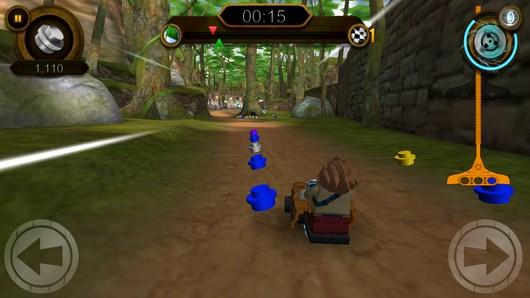 LEGO Speedorz - легогонки для Android
