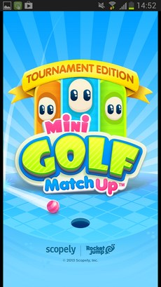 Mini Golf MatchUp – онлайн гольф для Android