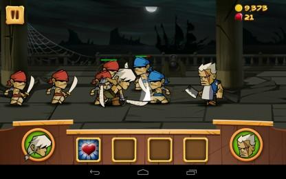 Myth of Pirates - разборки пиратов на вашем Samsung Galaxy