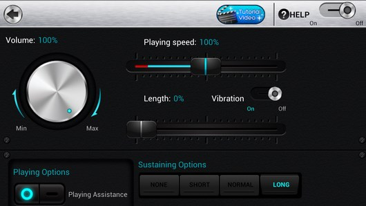 Pianist HD – не простое пианино для Android