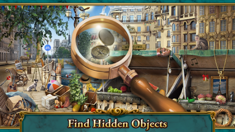 Поиск предметов в Hidden Object Mystery Estate на Samsung Galaxy