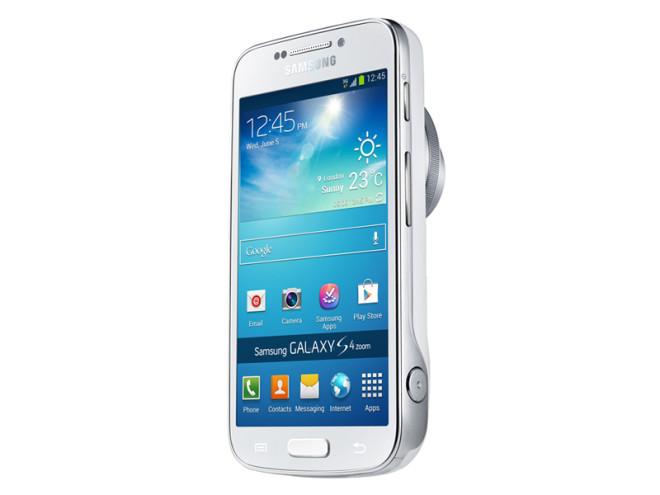 Официальное знакомство с Samsung Galaxy S4 Zoom