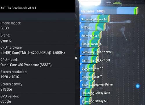 Samsung ATIV Q - гибридный планшет с Intel-процессором