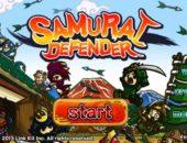Samurai Defender – самурай-защитник для Android