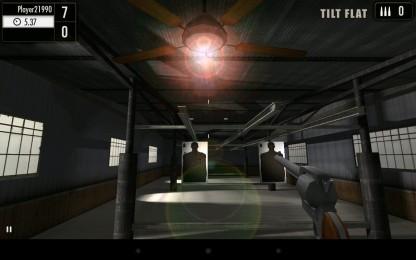 Shooting Showdown - основной вид геймплея