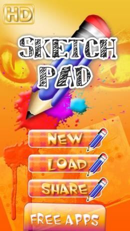 Sketch n Draw Pad HD – рисовалка эскизов для Android