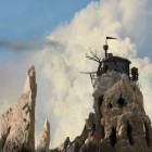 Skull Island 3D Live Wallpaper – пиратская бухта