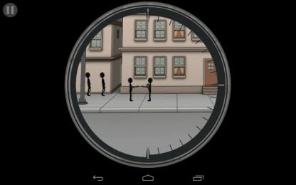 Sniper Shooter - стань профессиональным киллером! Игра для Samsung Galaxy