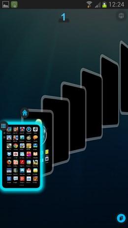 TSF Shell – прогрессивный лаунчер для Android