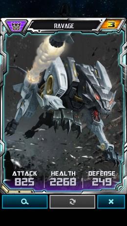 Transformers – месть машин для Android