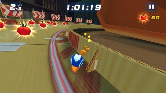 Turbo Racing League – скоростные улитки для Android