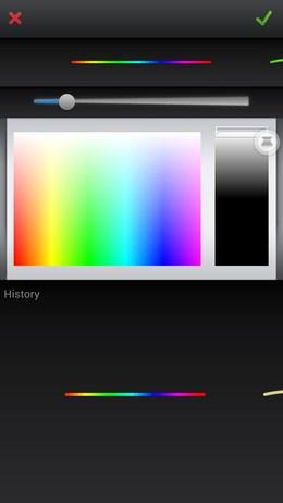 UCam – обработка фото для Android