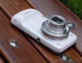 Разбор полетов или первые ролики с новым камерофоном Samsung Galaxy S4 Zoom