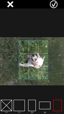 XnExpress Camera – простейший редактор фото для Android