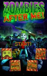 Zombies After Me! - удираем от оживших мертвецов