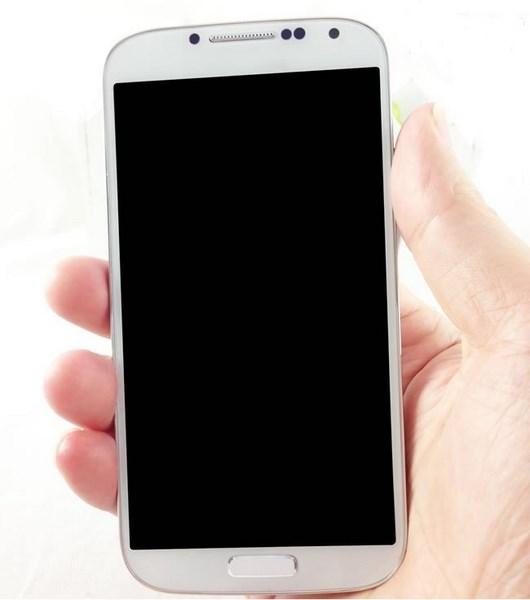 Удачный двойник Samsung Galaxy S4 с поддержкой жестов из поднебесной