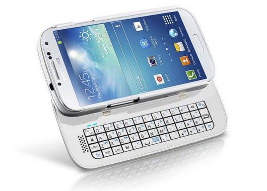 Портативная клавиатура для Samsung Galaxy S4