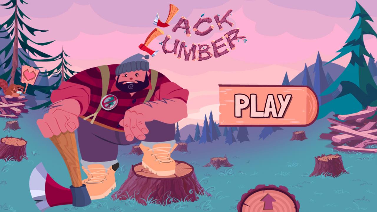 Jack Lumber – озлобленный лесник для Android