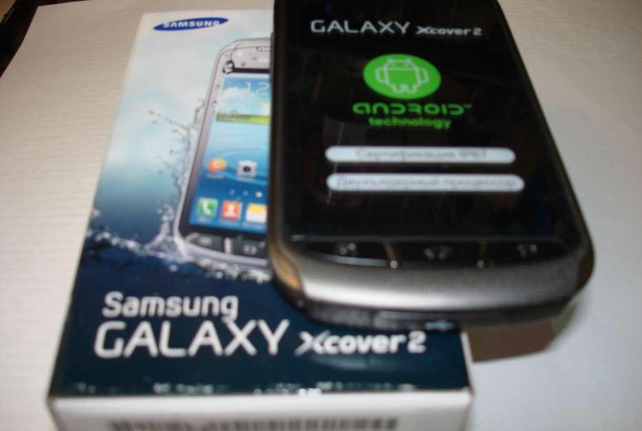 Смартфон Samsung Galaxy Xcover 2 GT-S7710 с операционной системой Android. Обзор смартфона Samsung Galaxy Xcover 2