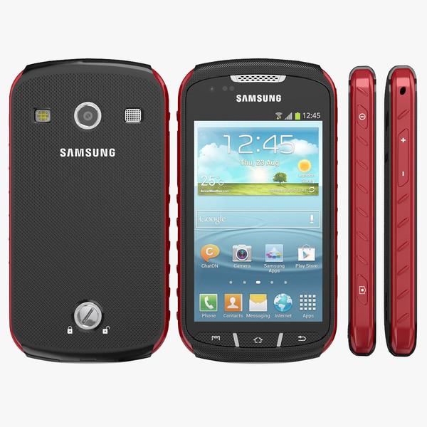 Смартфон Samsung Galaxy Xcover 2 GT-S7710 в красном корпусе. Обзор смартфона Samsung Galaxy Xcover 2