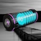 3D Design Battery Widget R2 – трехмерная батарейка