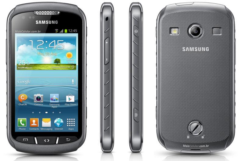 Смартфон Samsung Galaxy Xcover 2 GT-S7710 в сером корпусе. Обзор смартфона Samsung Galaxy Xcover 2