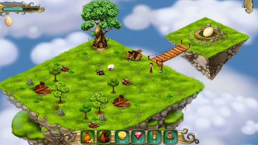 Airworld – фантастические земли для Android
