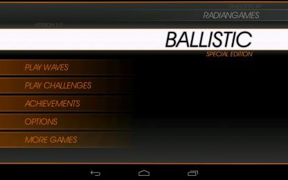 Ballistic SE - безумная неоновая битва на вашем Galaxy Samsung