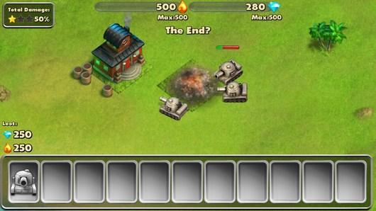 Battle Beach – отвоевание райских земель для Android