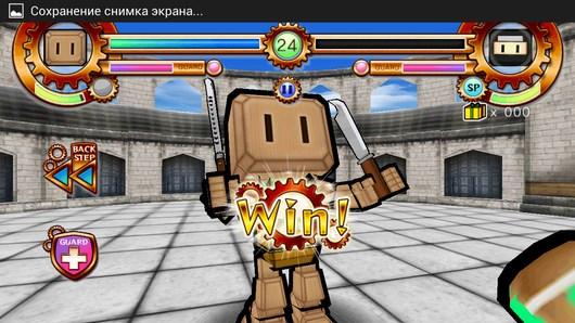 Battle Robots! – бойцовский клуб  для Android