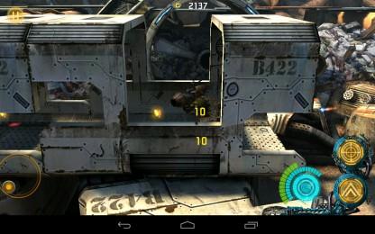Bounty Arms - захватывающий экшен платформер для Samsung Galaxy