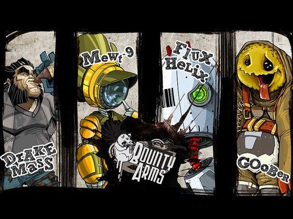Игра Bounty Arms появиться в Google Play уже на следующей неделе